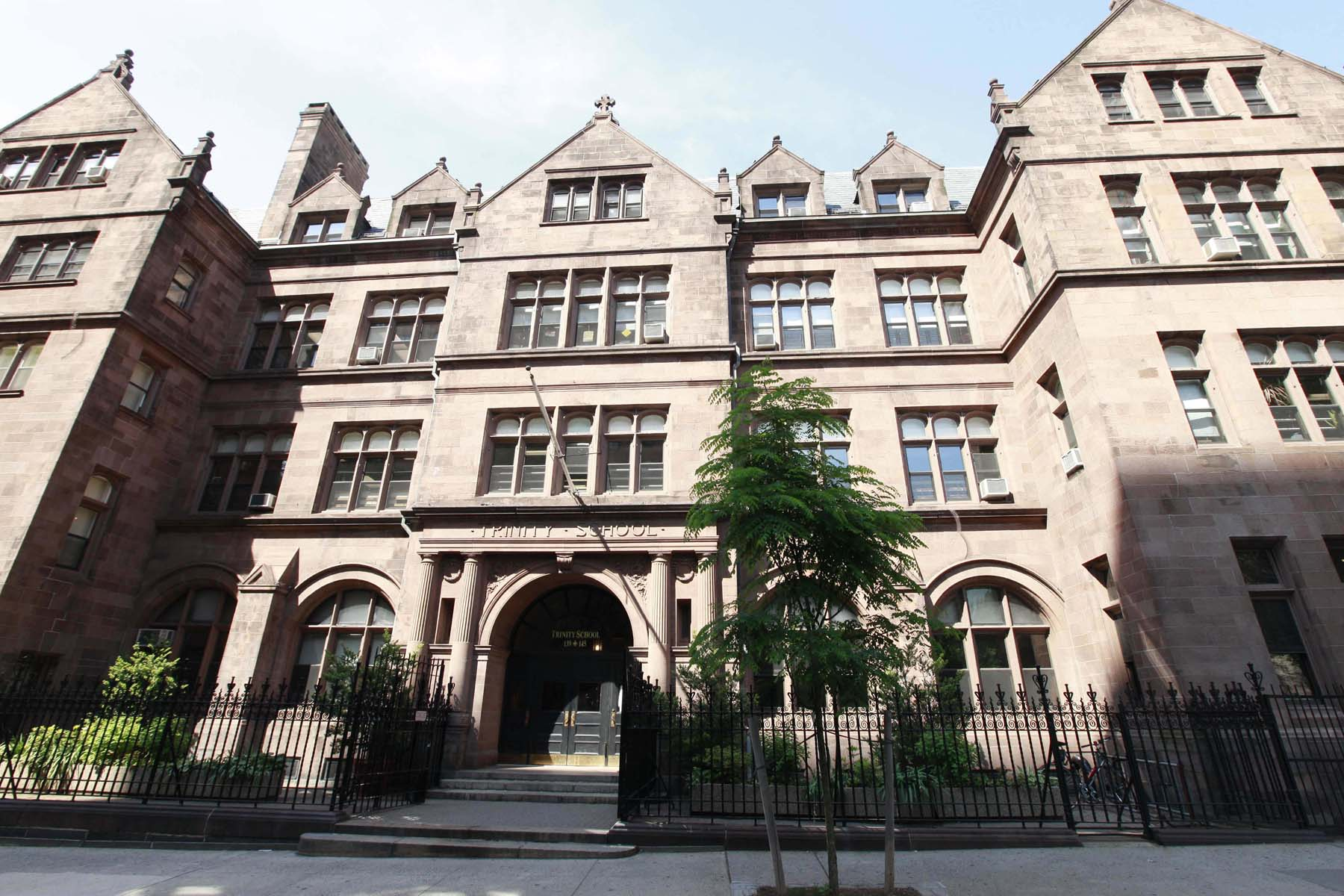 Trinity School 139 - 145 W. 91st Street, Manhattan, NY on Friday, May 21, 2010. PICTURED: